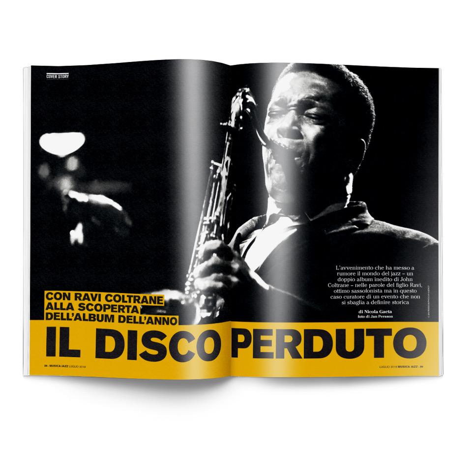John Coltrane - Il disco perduto