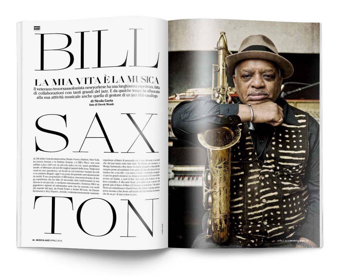 Bill Saxton