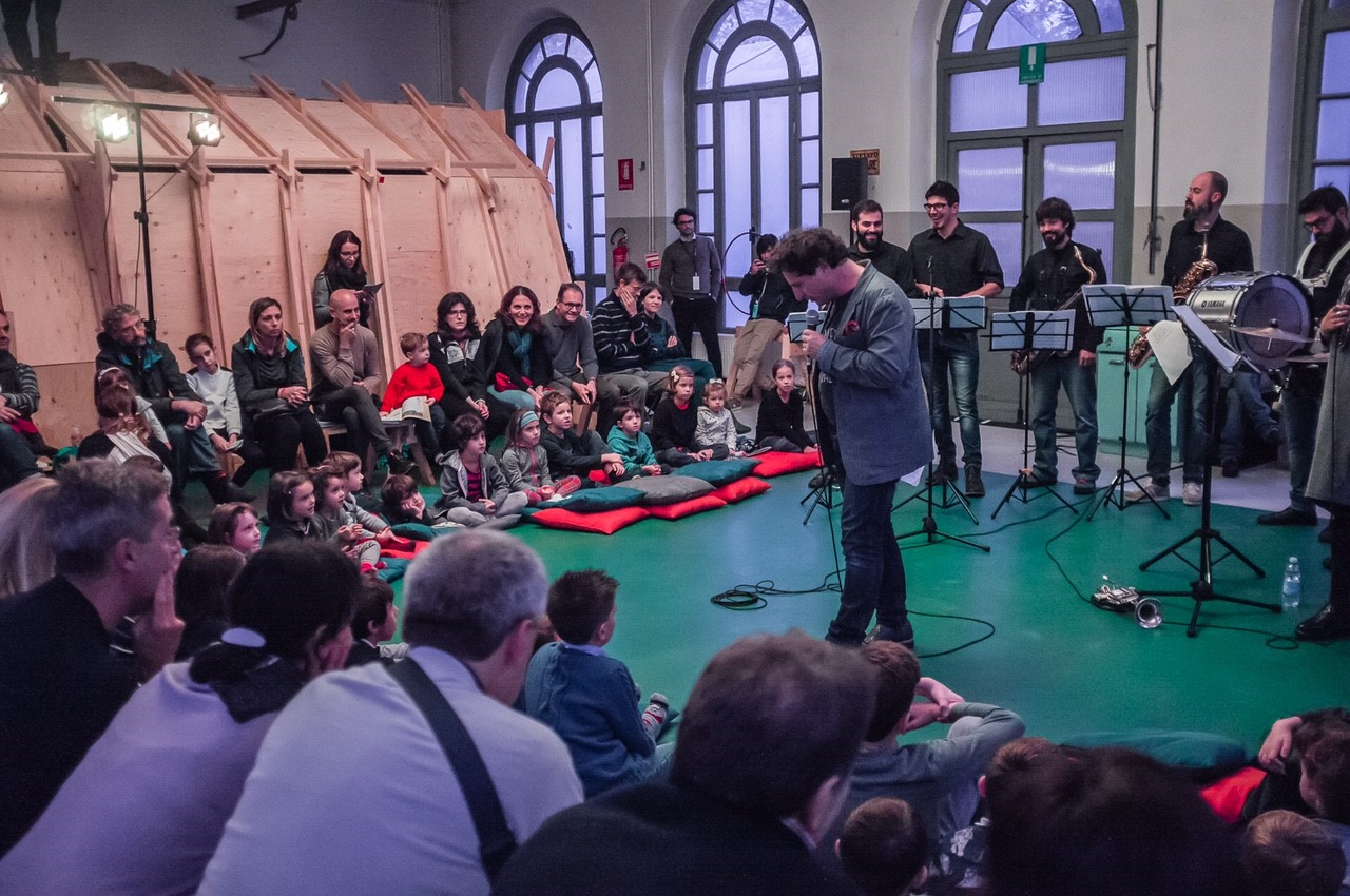 GiocaJazz di Massimo Nunzi a JazzMi 2017