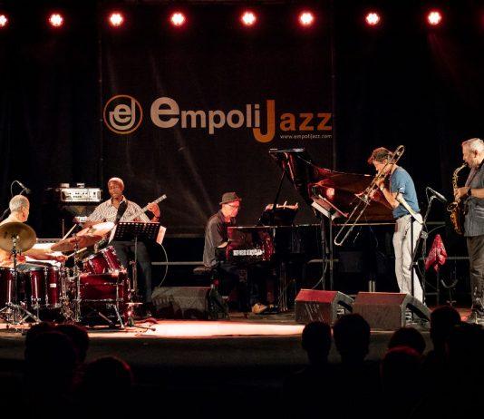 Bobby Previte's Classic Bump Band (foto di Sanzio Fusconi)