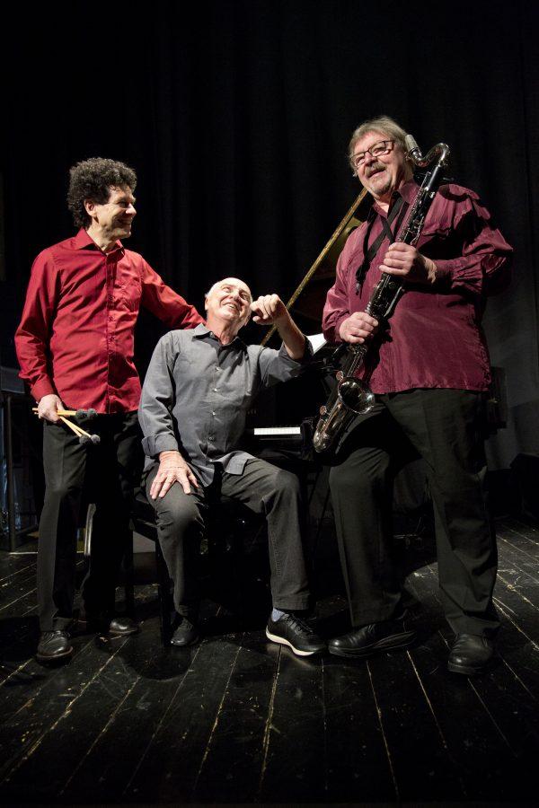 John Surman trio, Cassero Jazz 2018
