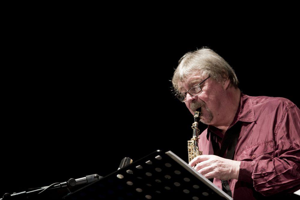 John Surman, Cassero Jazz 2018