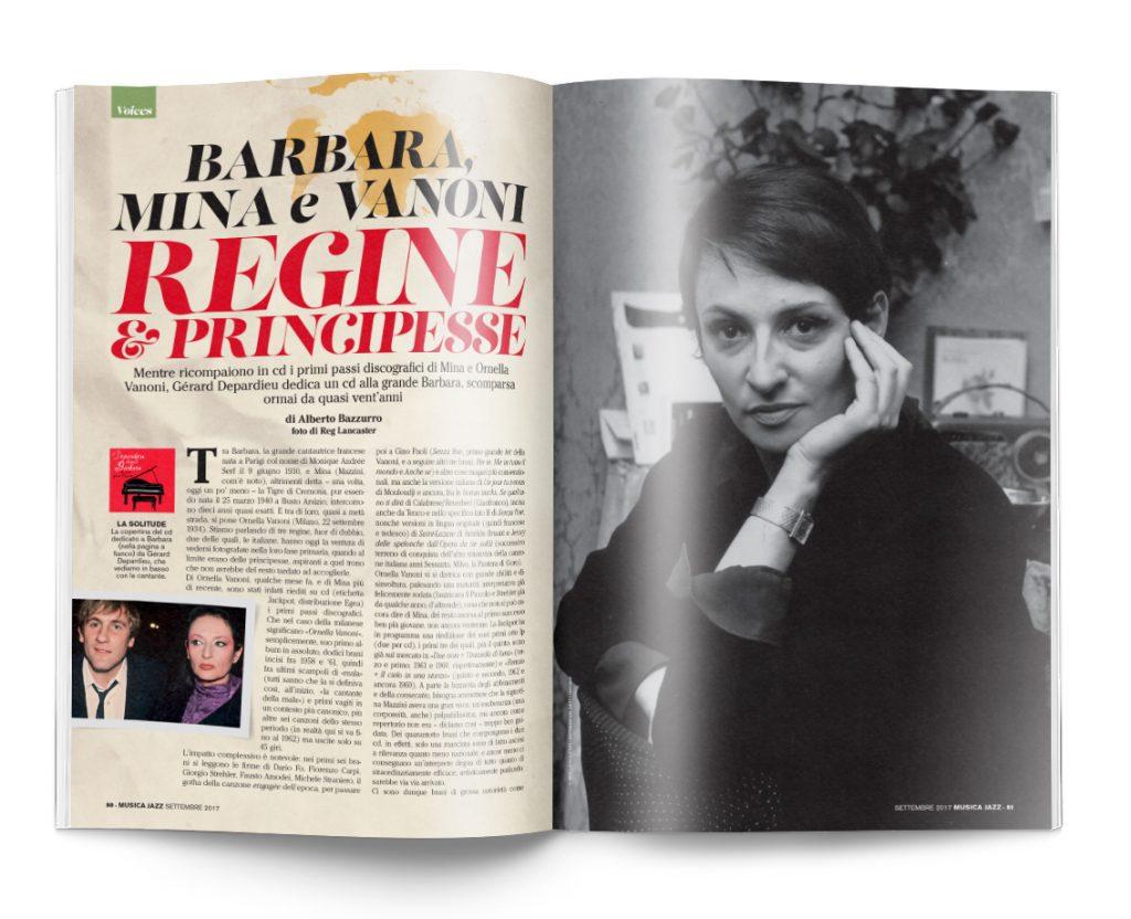 Barbara Mina Vanoni