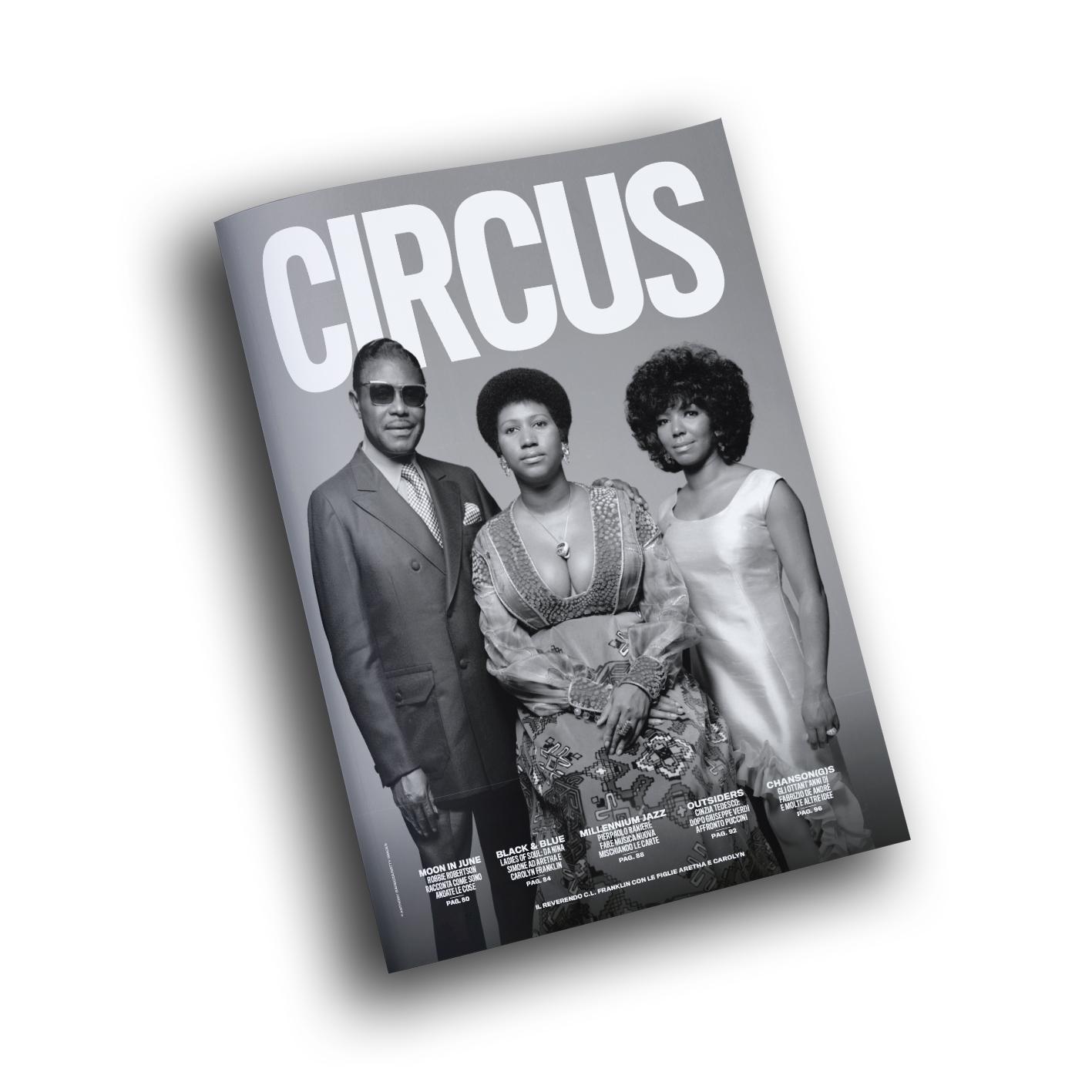 Circus Musica Jazz aprile 2020