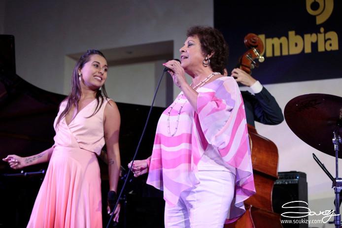 Veronica Swift Stephanie Nakasian - Diario di Umbria Jazz