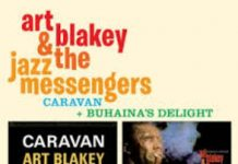 Art Blakey & The Jazz MESSENGERS «Caravan + Buhaina's Delight».