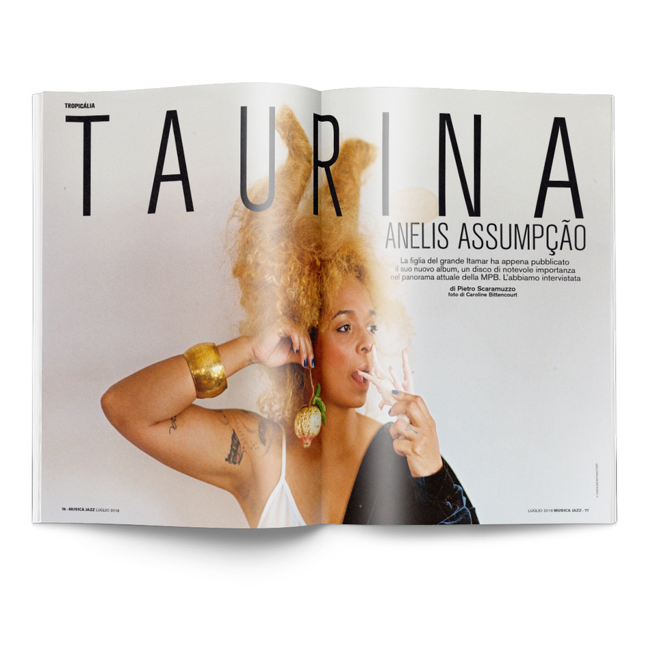 Anelis Assumpção Taurina