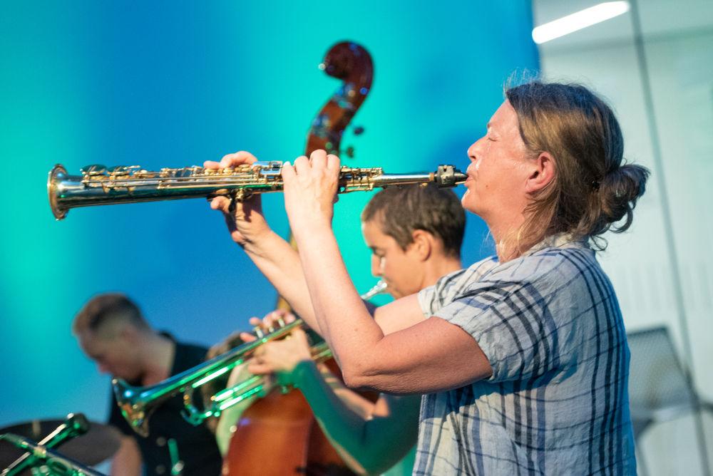 Südtirol Jazzfestival Alto Adige - Paal Nilssen-Love, Torbjorn Zetterberg, Lotte Anker