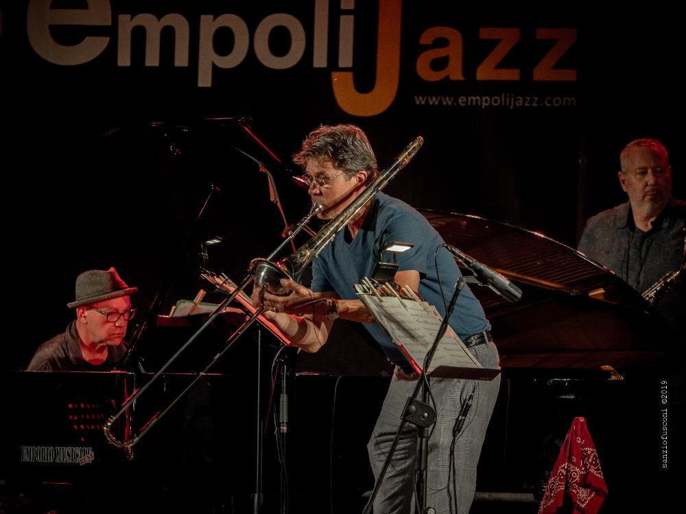 Ray Anderson (foto Sanzio Fusconi)
