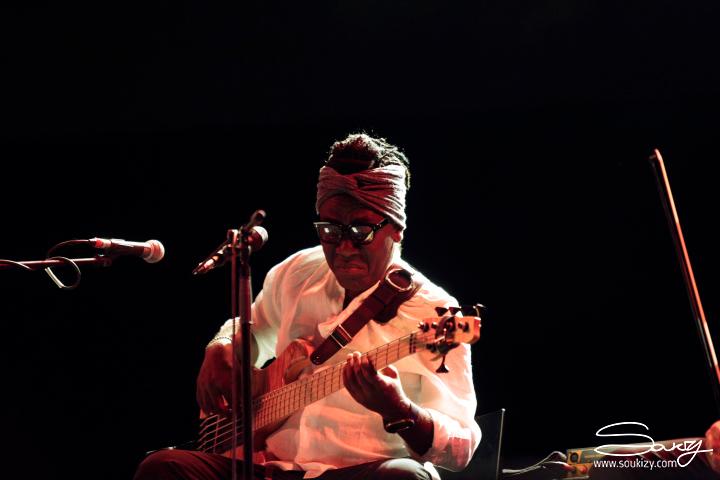 Richard Bona (foto di Soukizy)