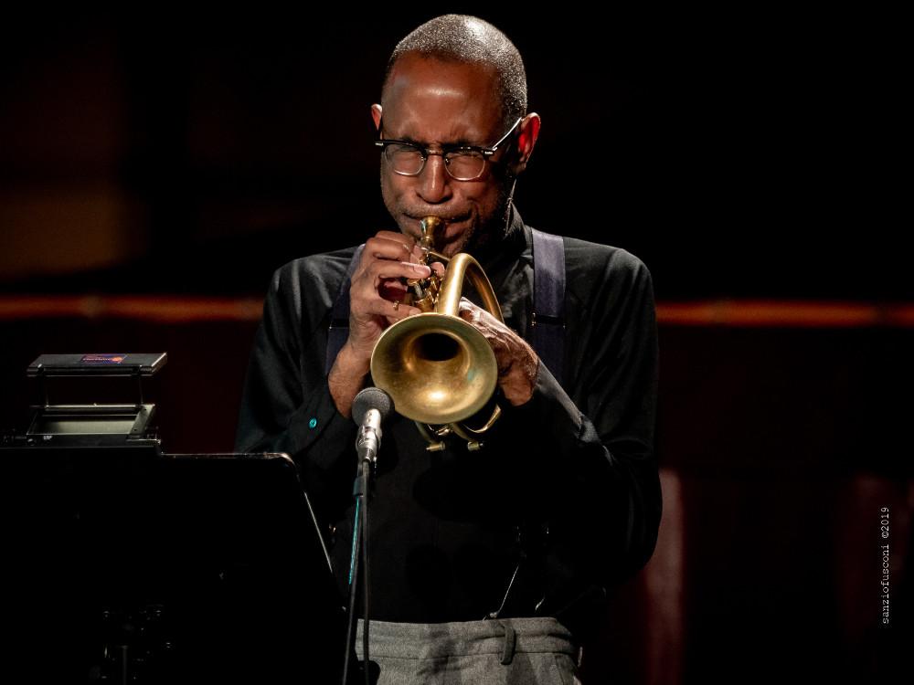 Ron Miles (foto di Sanzio Fusconi)