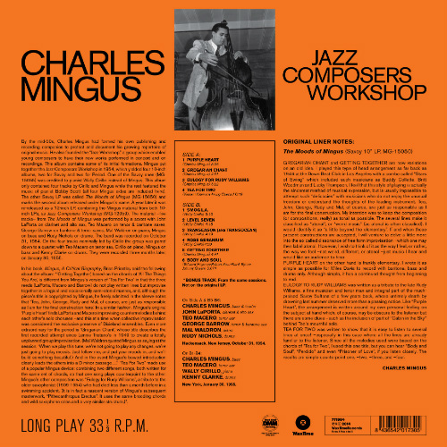 Mingus e Jazz composer workshop