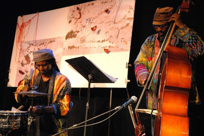 Hamid Drake e William Parker