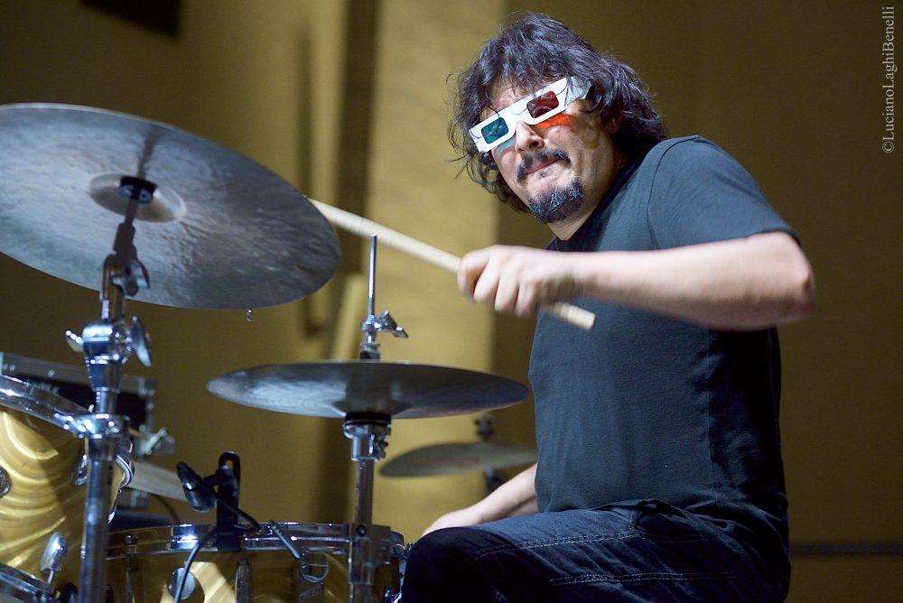 Cristiano Calcagnile Forlì Open Music