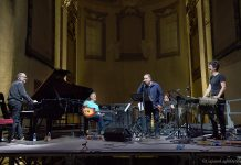 Rob Mazurek's Immortal Birds Bright Wings Forlì Open Music