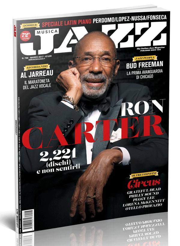 Cover Musica Jazz marzo 2017
