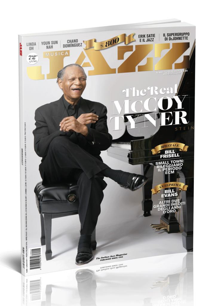 Cover McCoy Tyner