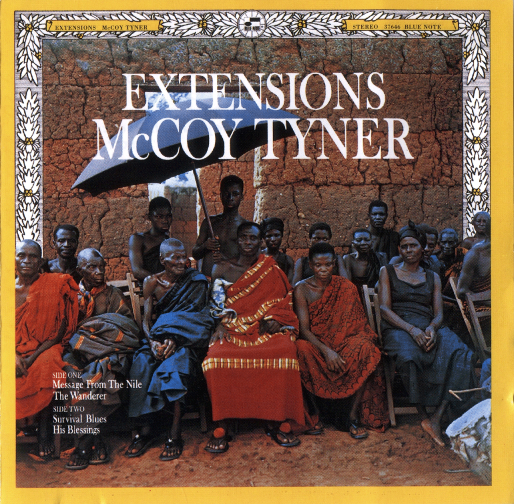 Extensions McCoy Tyner