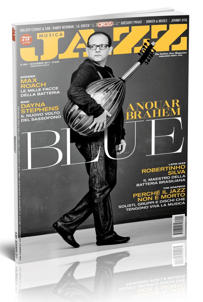cover novembre Anouar Brahem