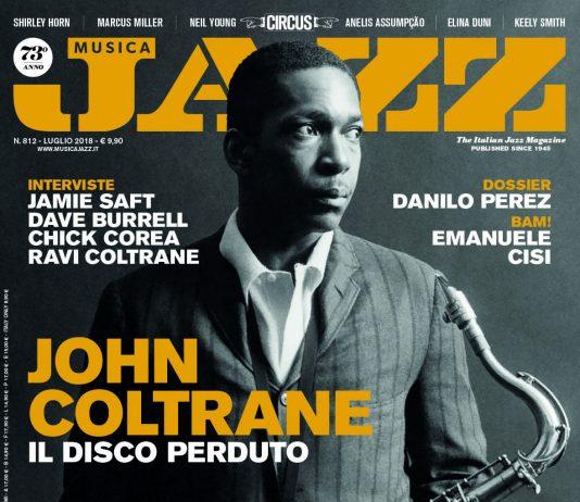John Coltrane Cover luglio 2018