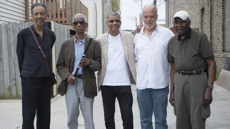 Henry Threadgill, Roscoe Mitchell, Jack DeJohnette, Larry Gray,, Muhal Richard Abrams,
