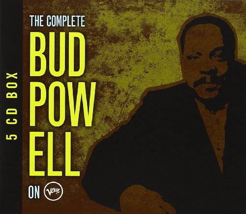 Bud Powell - The Complete On Verve