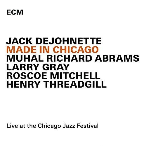 Jack DeJohnette «Made In Chicago»
