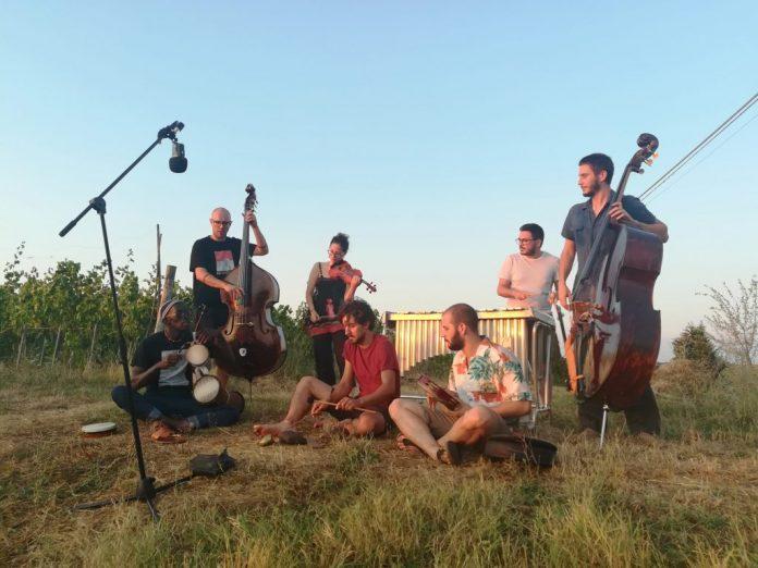 L'ensemble tra le vigne #tuscanymusicrevolution - luglio 2019 Buonconvento (SI)