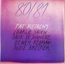 pat metheny 80/81