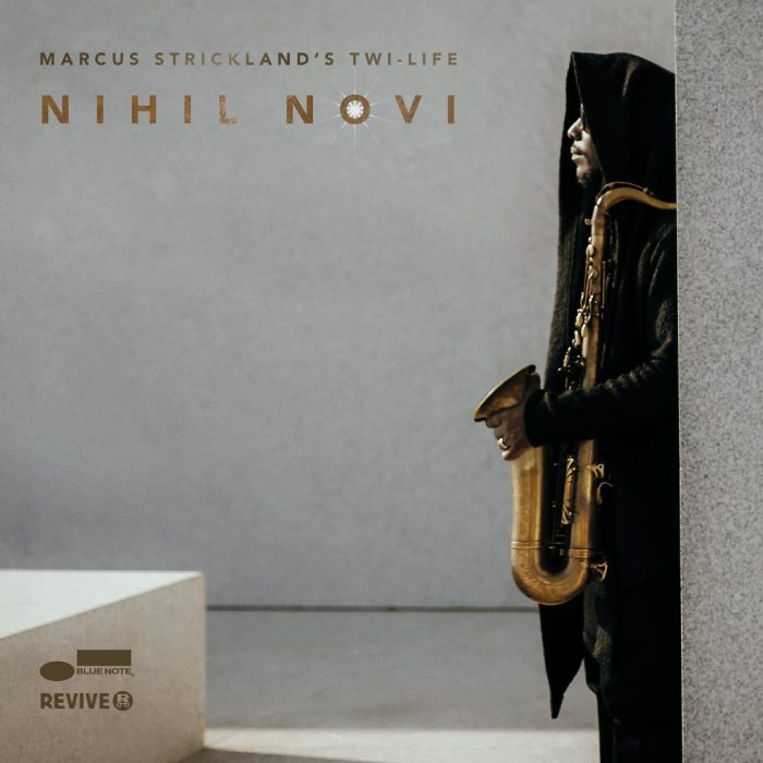 piccolo capolavoro Uno degli album più riusciti della prima metà del 2016: «Nihil Novi» di Marcus Strickland