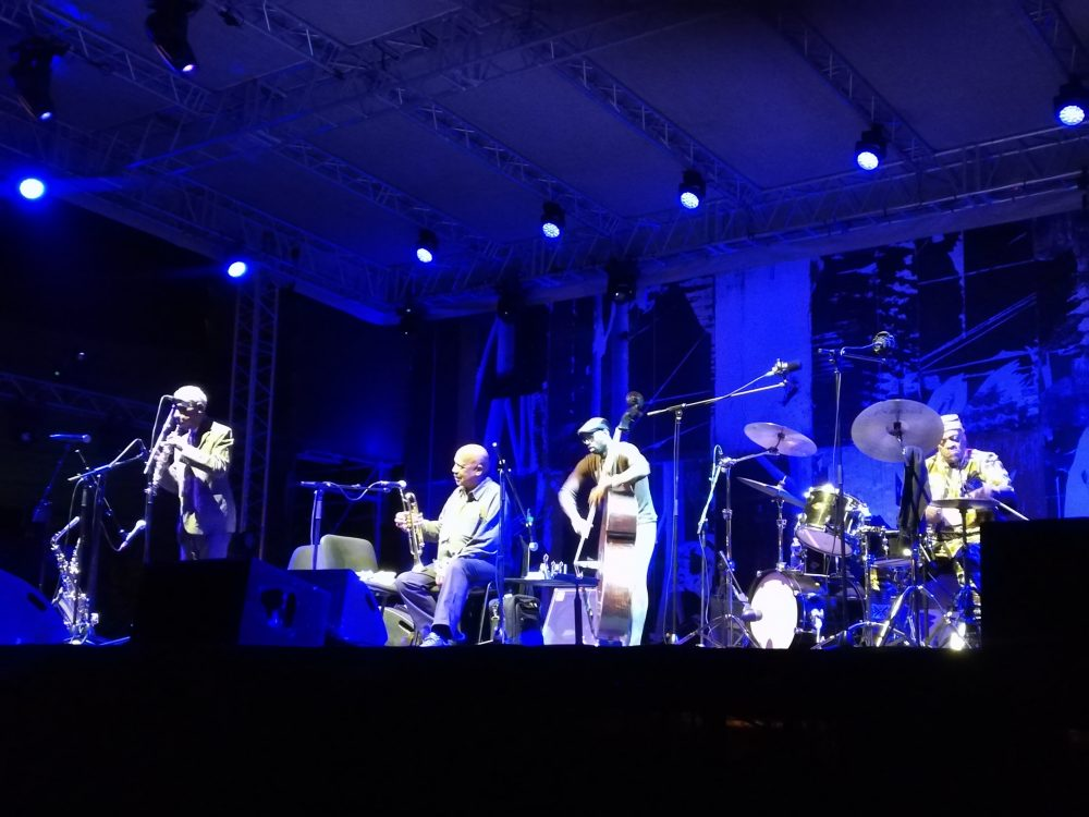 Art Ensemble of Chicago a Time in Jazz 2017
