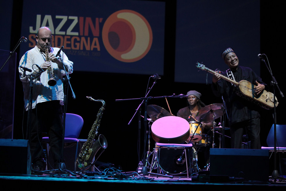 Africa Sky: Murgia-Drake-Bekkas (foto di Agostino Mela)