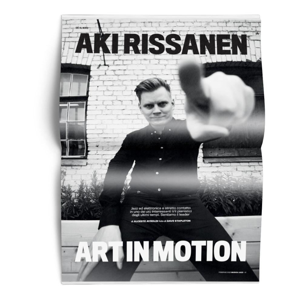 Aki Rissanen - Musica Jazz di febbraio 2020