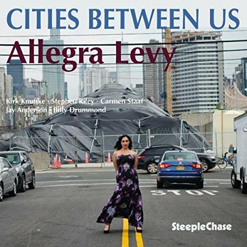 Allegra Levy «Cities Between Us»