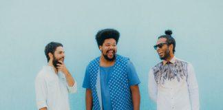 Amaro Freitas Trio
