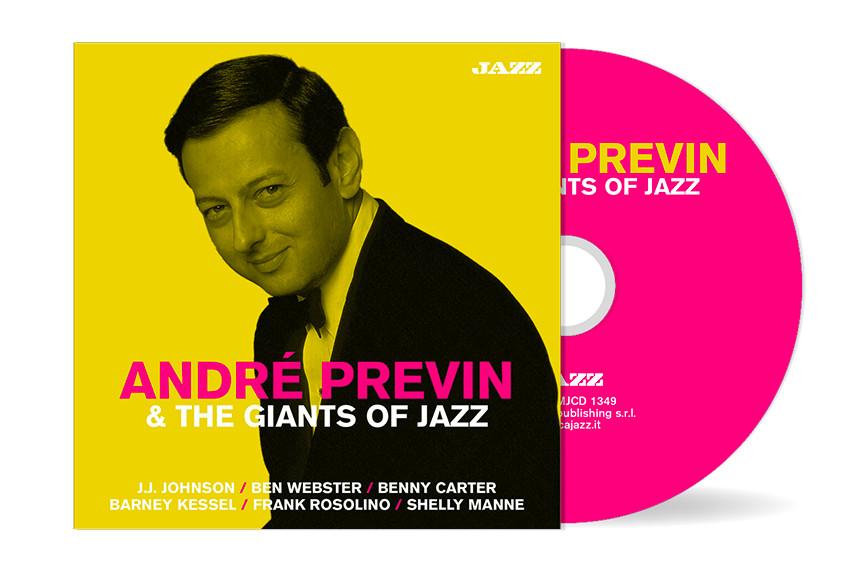 André Previn - CD Musica Jazz aprile 2019