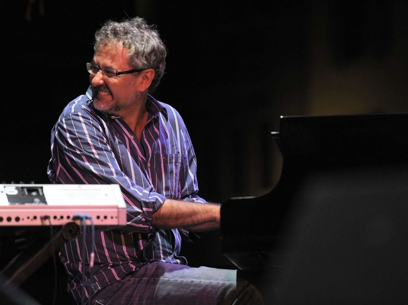 Claudio Angeleri, direttore del Centro Didattico produzione Musica