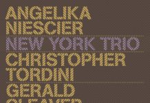 Angelika Niescier «New York Trio»