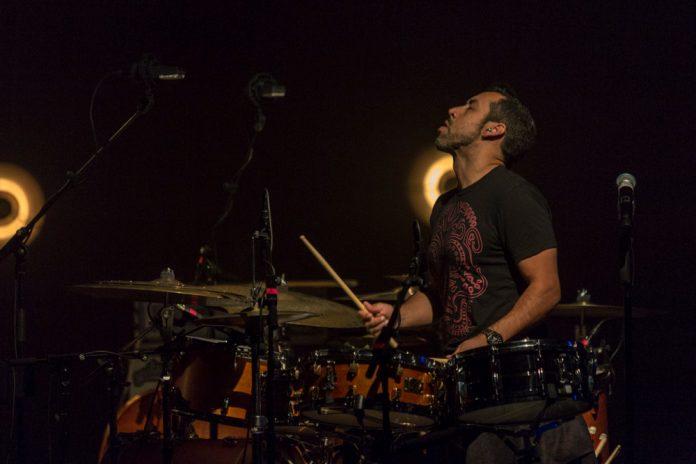 Antonio Sanchez (foto di Soukizy)