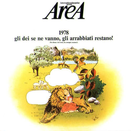 Area «1978 gli dei se ne vanno, gli arrabbiati restano!»