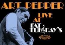 Art Pepper «Live At Fat Tuesday's»