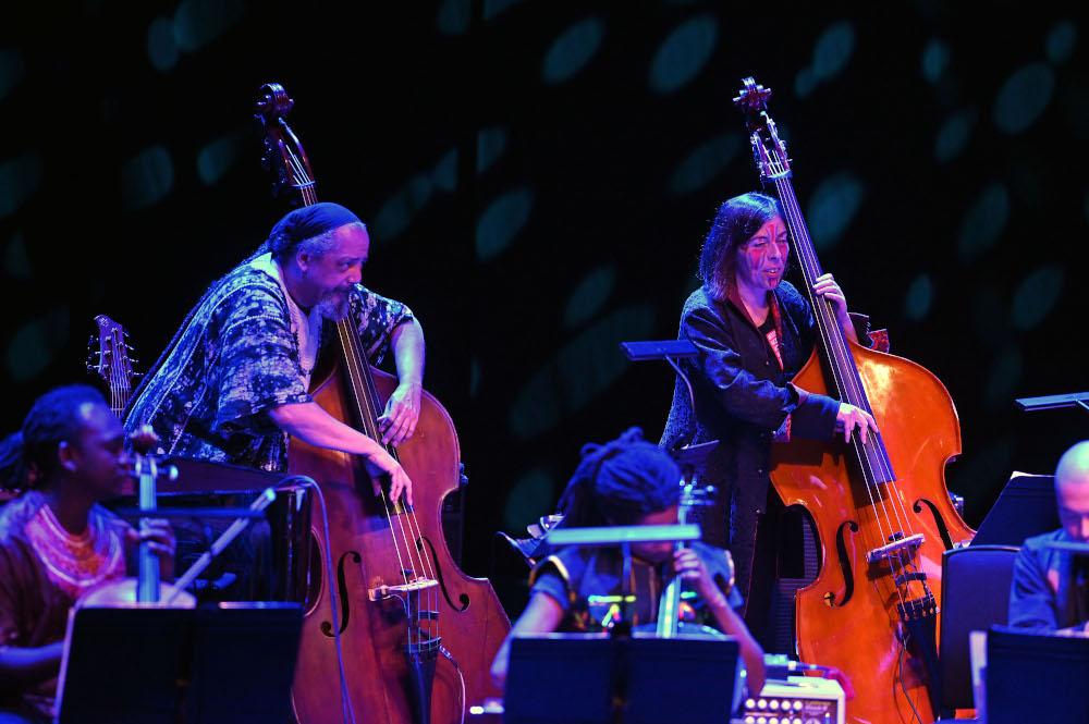 Art Ensemble of Chicago (foto di Mark Allan)