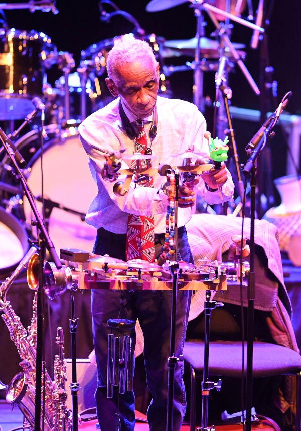 Art Ensemble of Chicago (foto di Mark Allan) - Efg London Jazz Festival