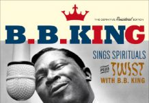 B.B. King «Sings Spirituals + Twist With B.B. King»