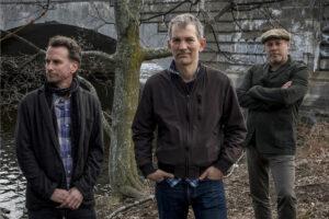 BRAD MEHLDAU Trio Con il bassista Larry Grenadier e il batterista Jeff Ballard