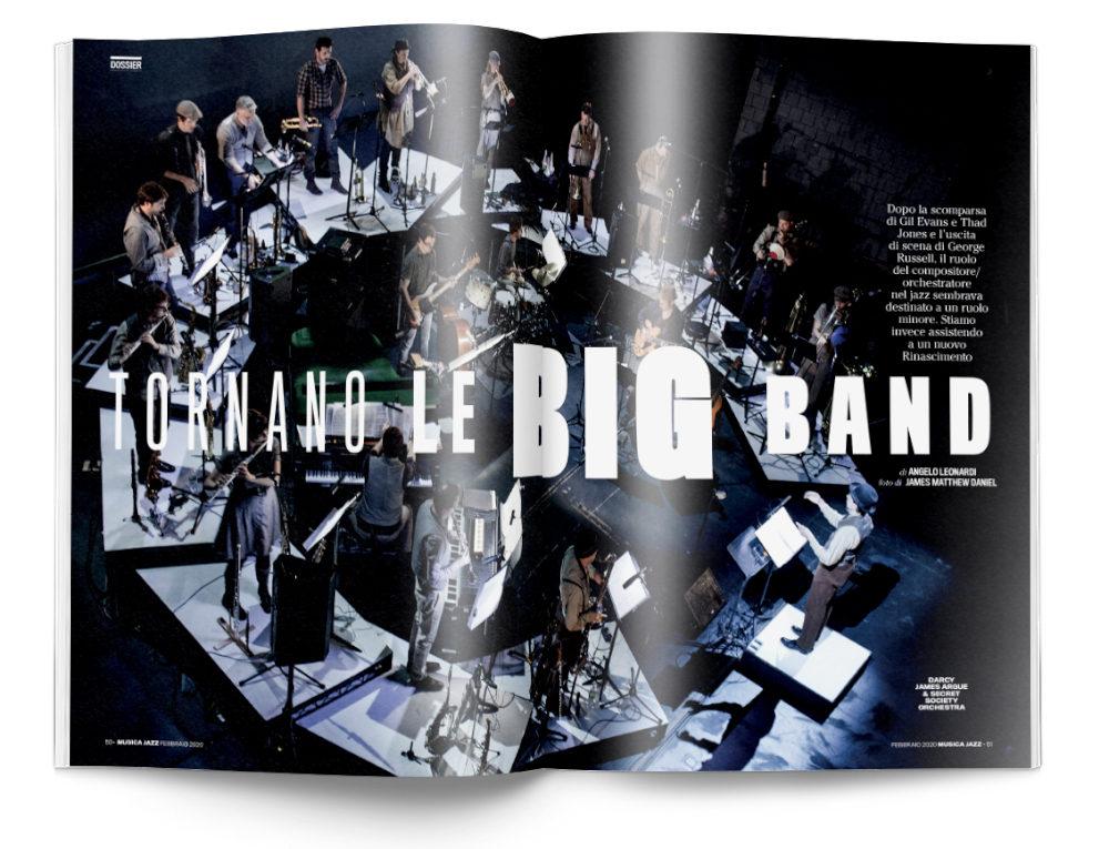 Tornano le Big Band - Musica Jazz di febbraio 2020