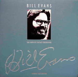 Bill Evans «The Complete Fantasy Recordings»