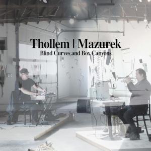 Blind Curves And Box Canyons - Rob Mazurek & Thollem Electric