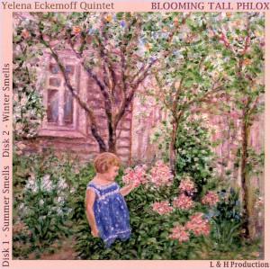 Blooming Tall Phlox - Yelena Eckemoff