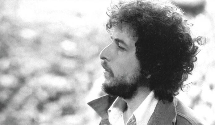 Bob Dylan - San Francisco, 23 marzo 1975 (foto di Alvan Meyerowitz) - Blood On The Tracks